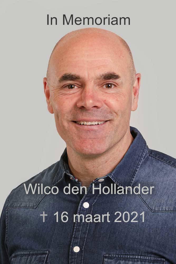 Wilco den Hollander, De Praktijk Noordwijk